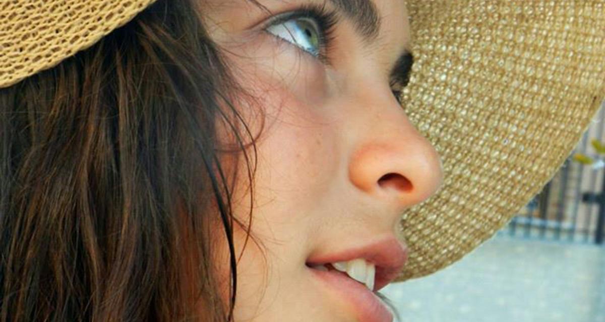 benito alcaraz, fotografía de chica