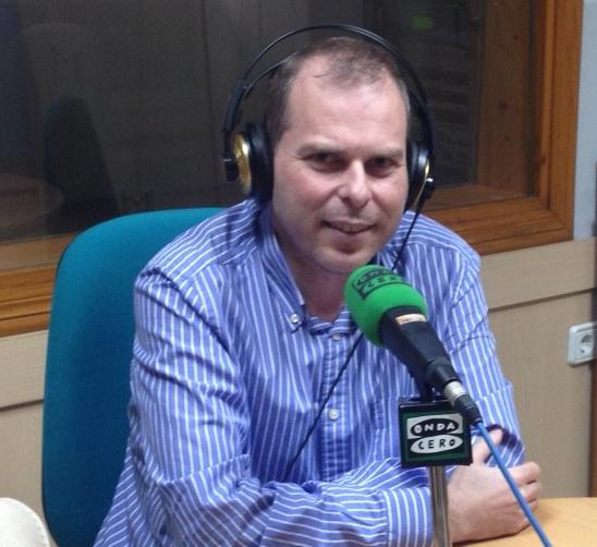 benito alcaraz, fotografía en radio