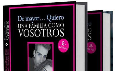 Libro De mayor… Quiero Una familia como vosotros