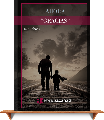"""Descarga el mini ebook: Ahora, """"Gracias"""""""